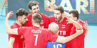 Российские волейболисты с победы стартовали на чемпионате мира