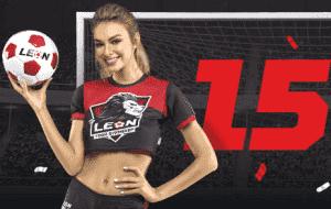 Бесплатные ставки от БК «Леон»