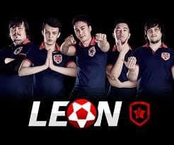 Лучший букмекер Леон